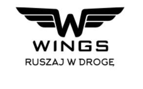 Wings walizki