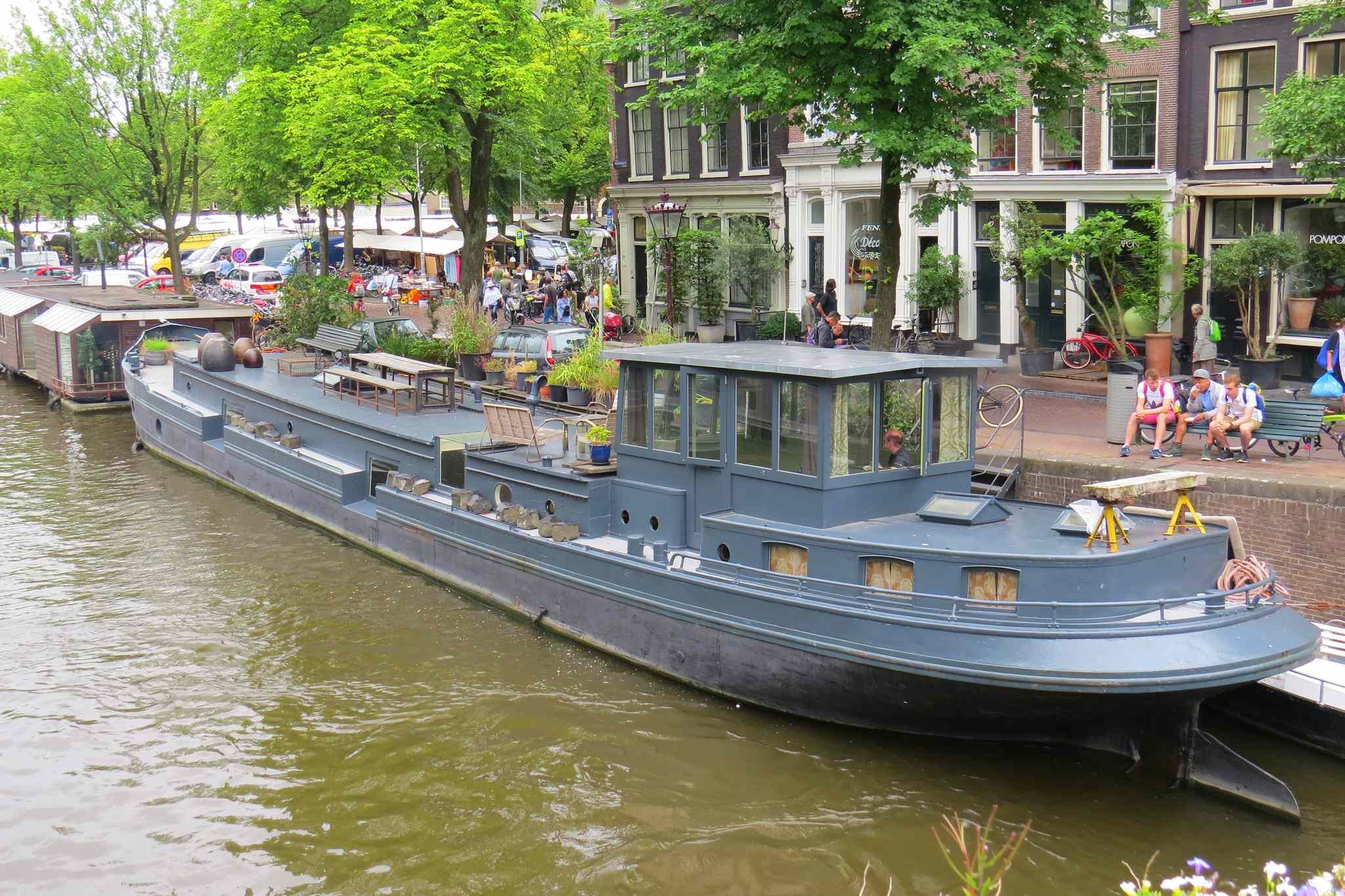barki amsterdam