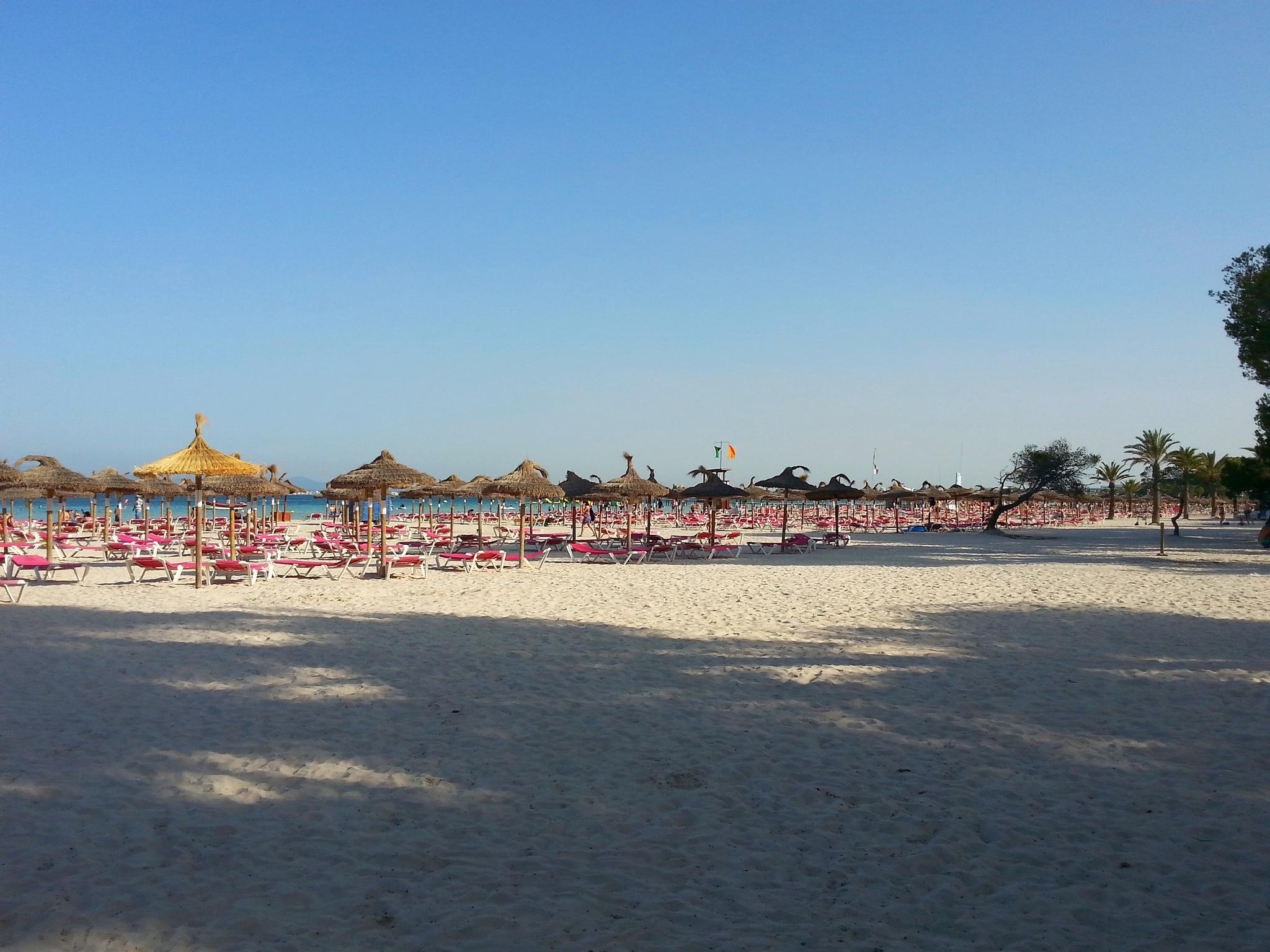 najpiękniejsze plaże na majorce