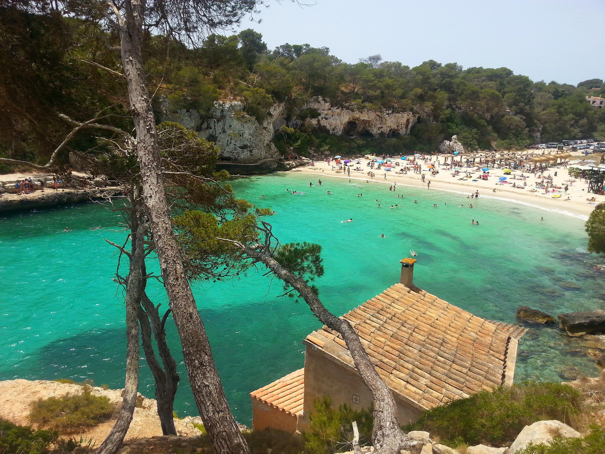 10 najpiękniejszych plaż na majorce