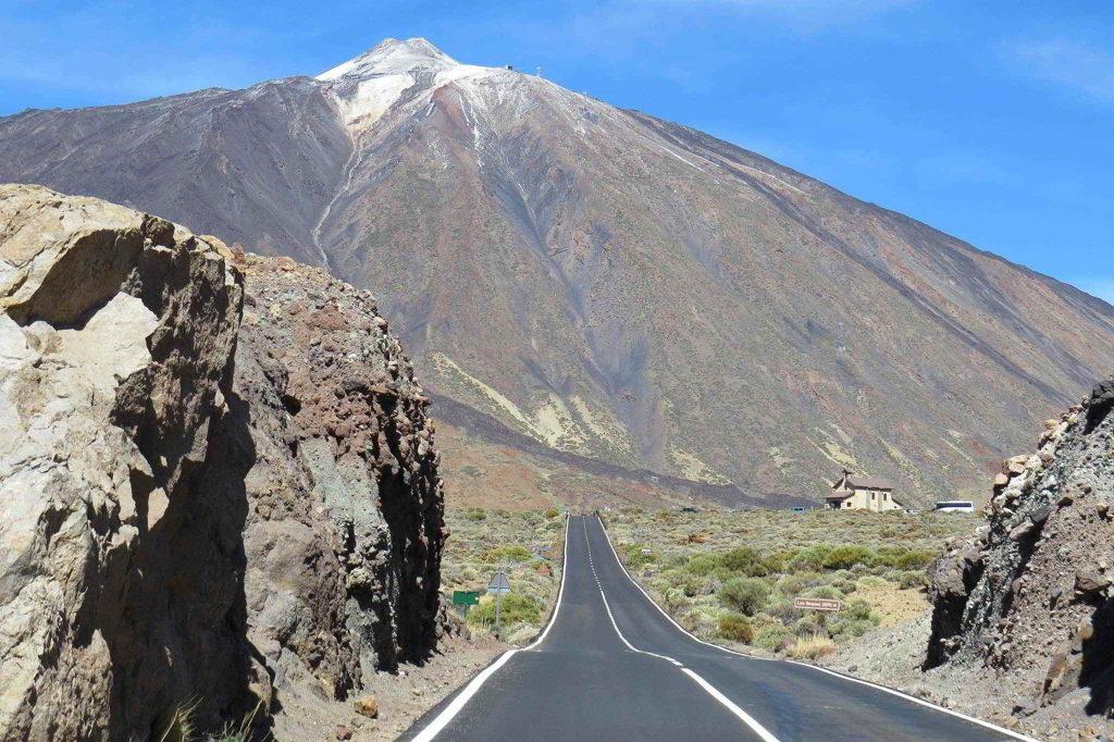 Wulkan Teide Gorace Serce Teneryfy My Way Trip