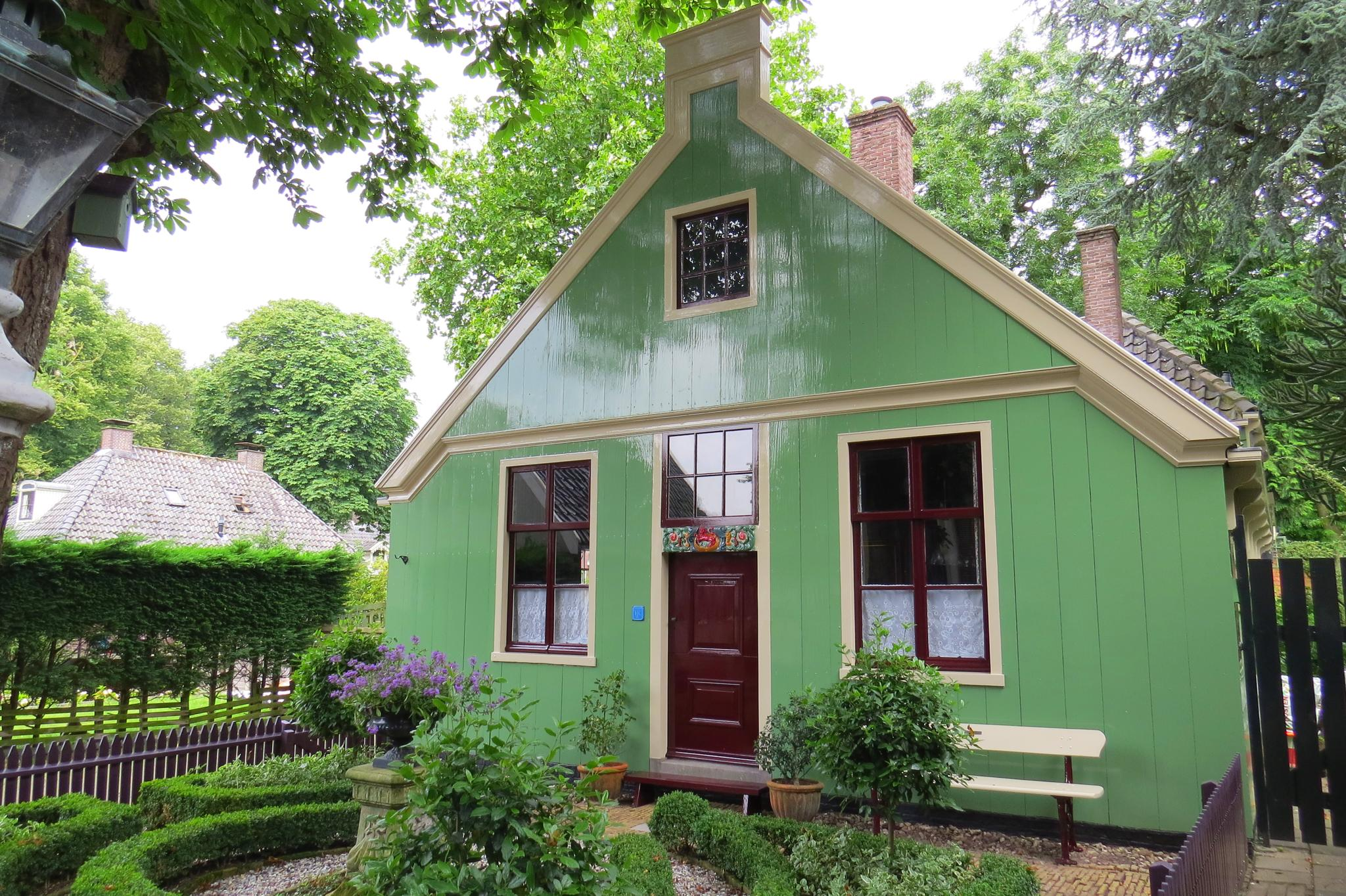 miasteczka w Holandii Broek