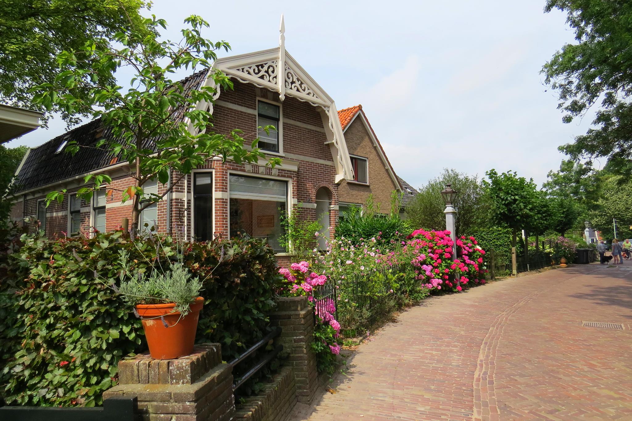holandia miasteczka broek in waterland
