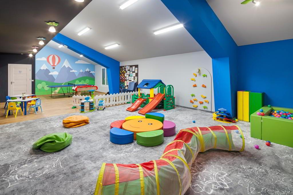 hotel aquarion pokój zabaw