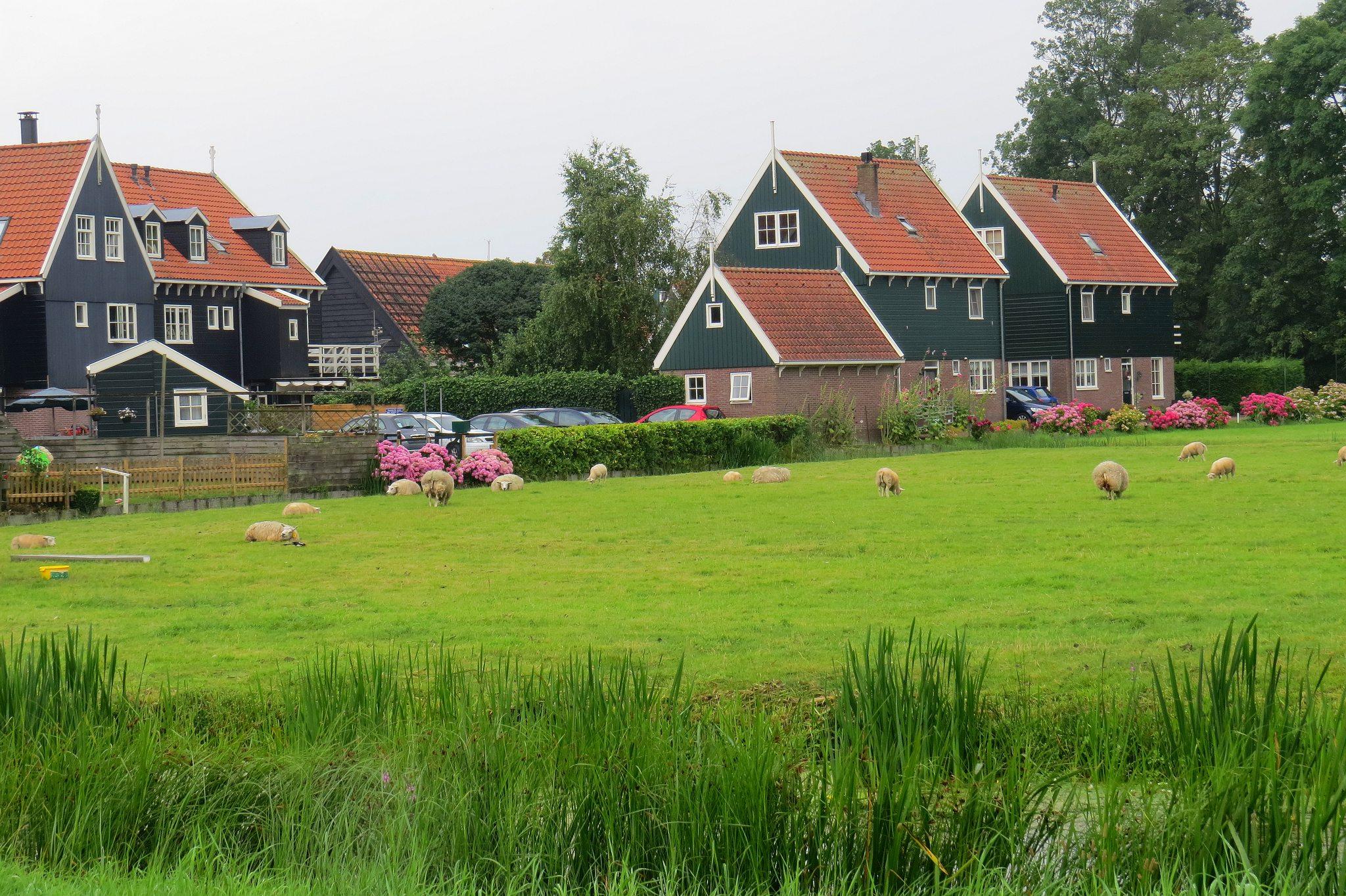 miasteczka holandia marken