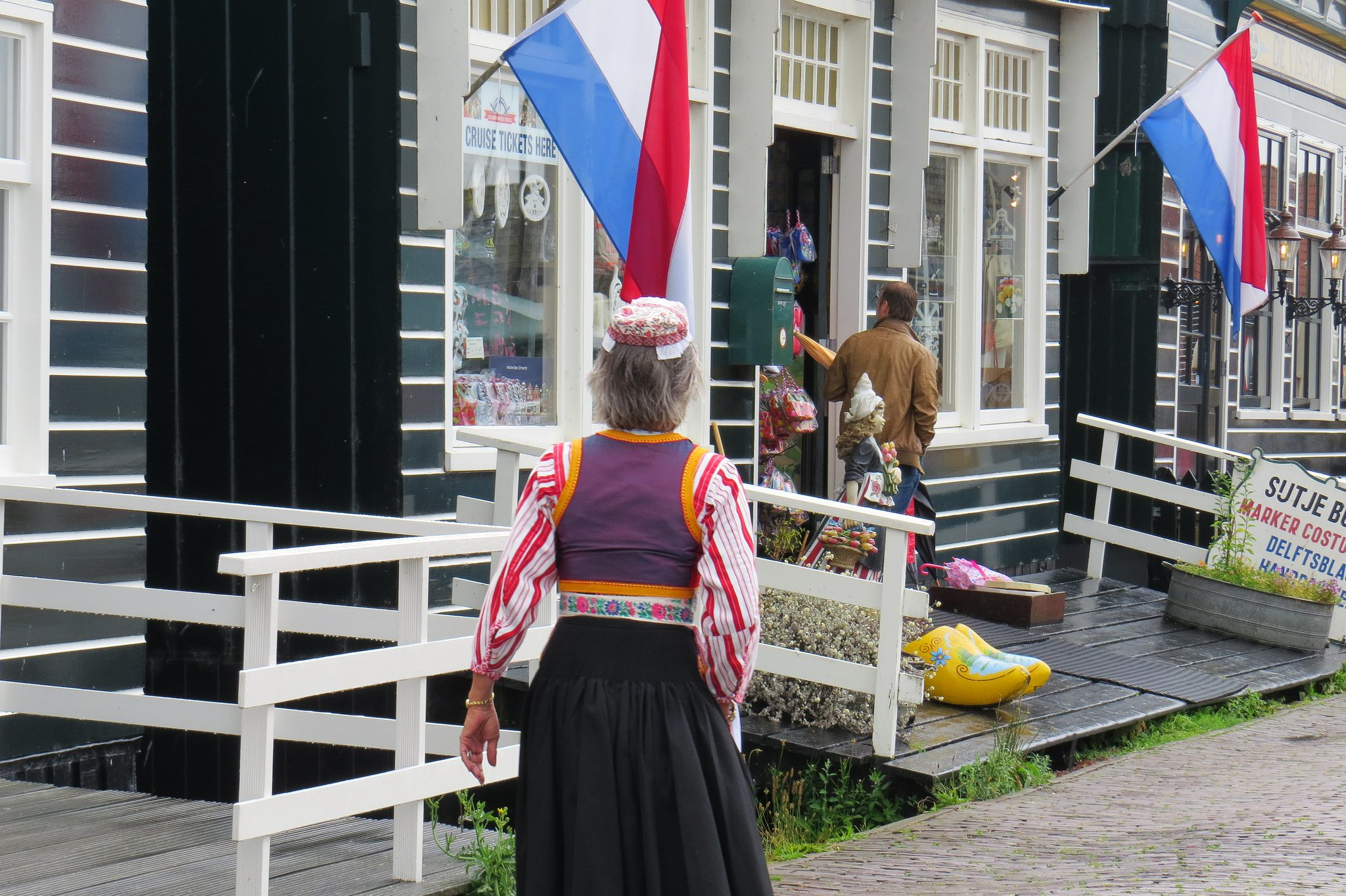 miasteczka w Holandii marken