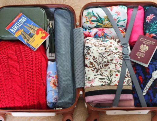 jak wybrać walizkę