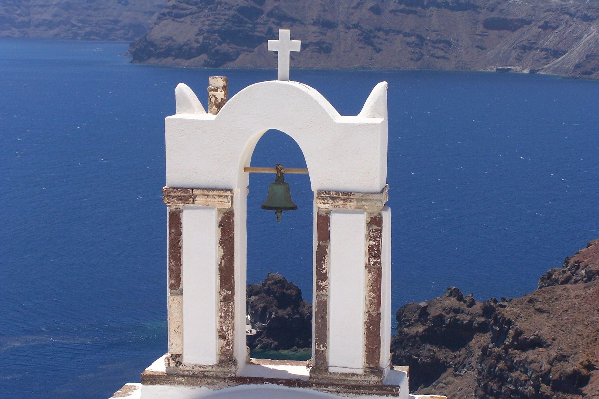 zwiedzanie Santorini