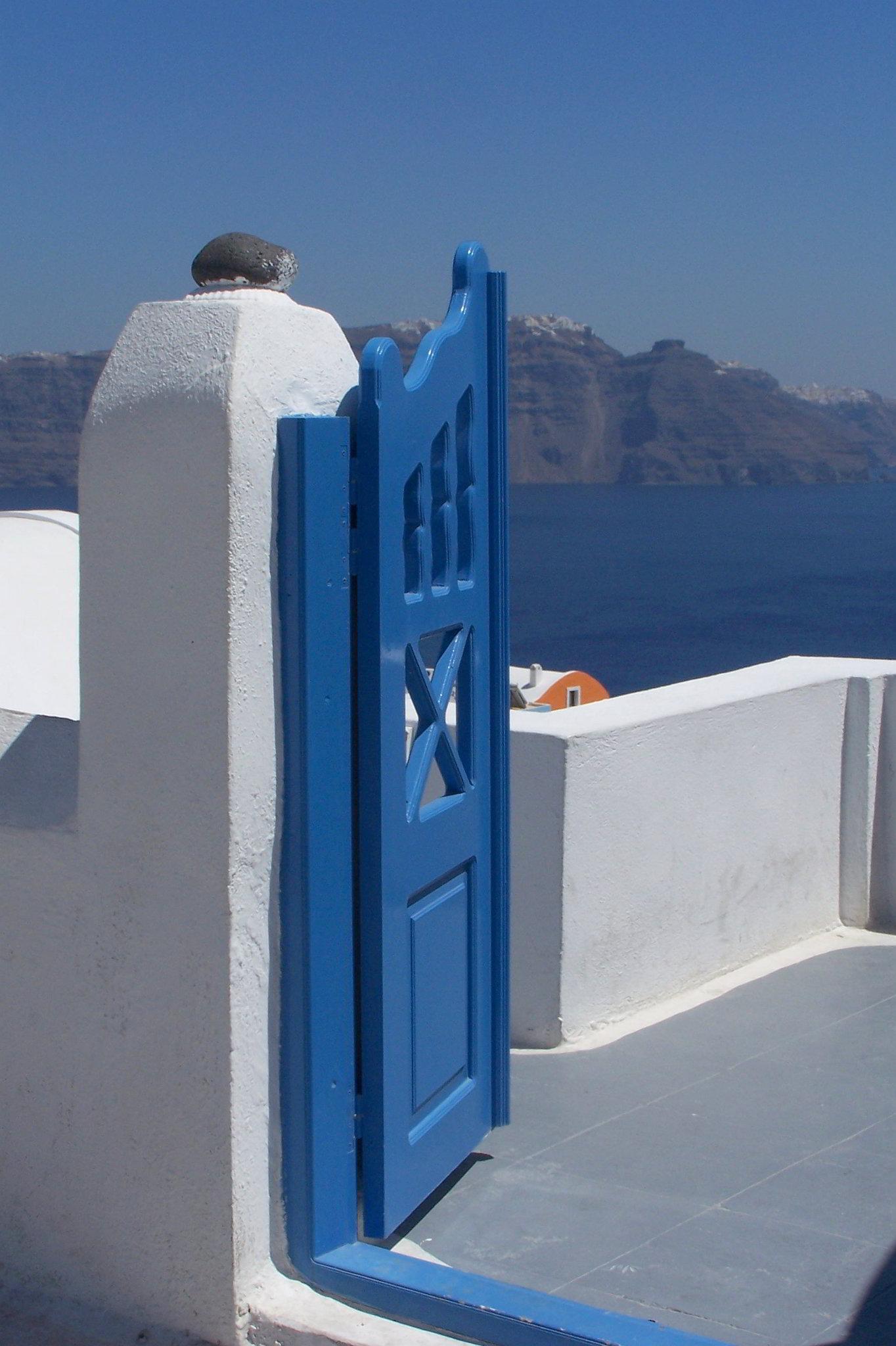 wycieczka na Santorini
