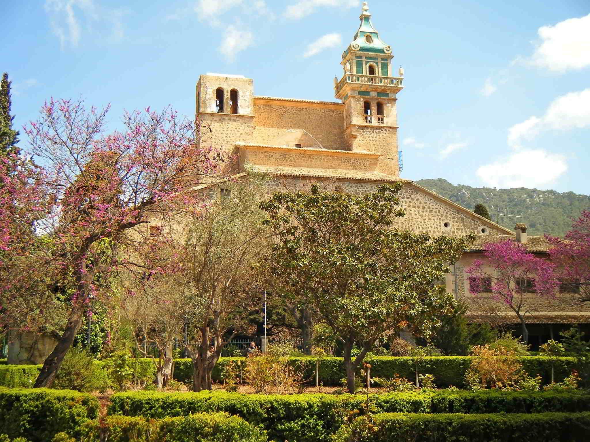 valldemossa klasztor