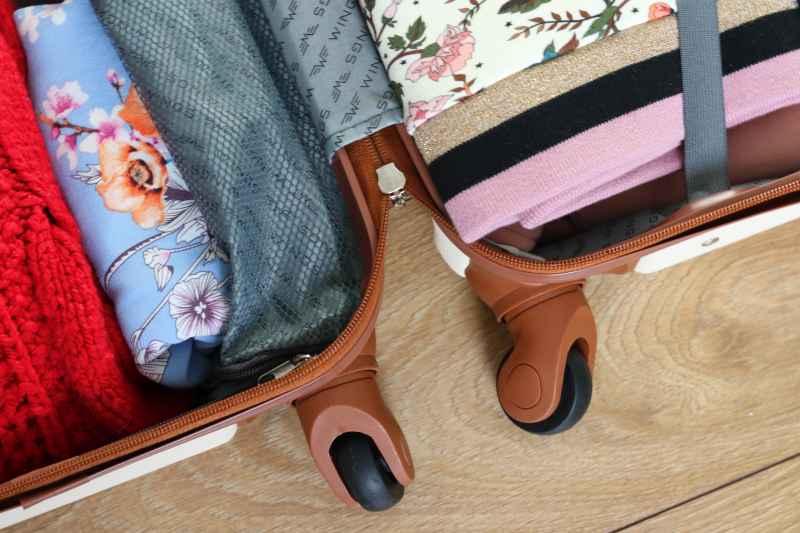 zakup walizki na co zwrócić uwagę