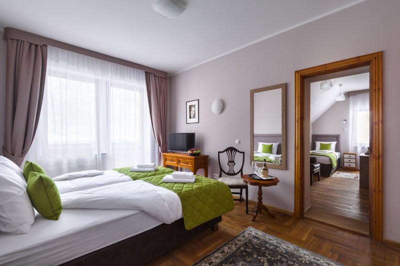 miejsca na południu Polski apartament