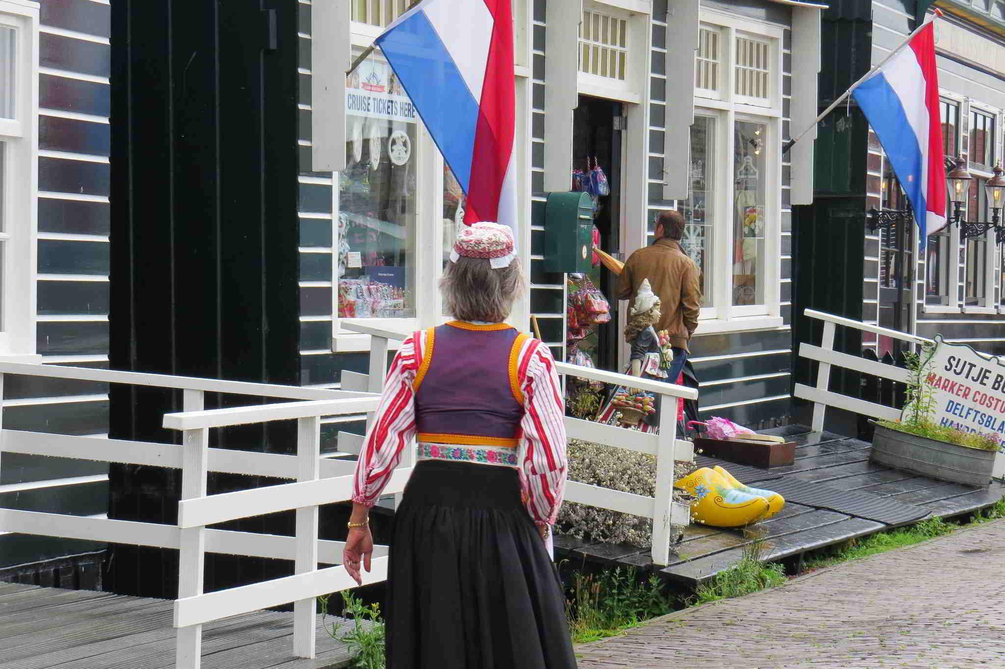 przewodnik po Holandii