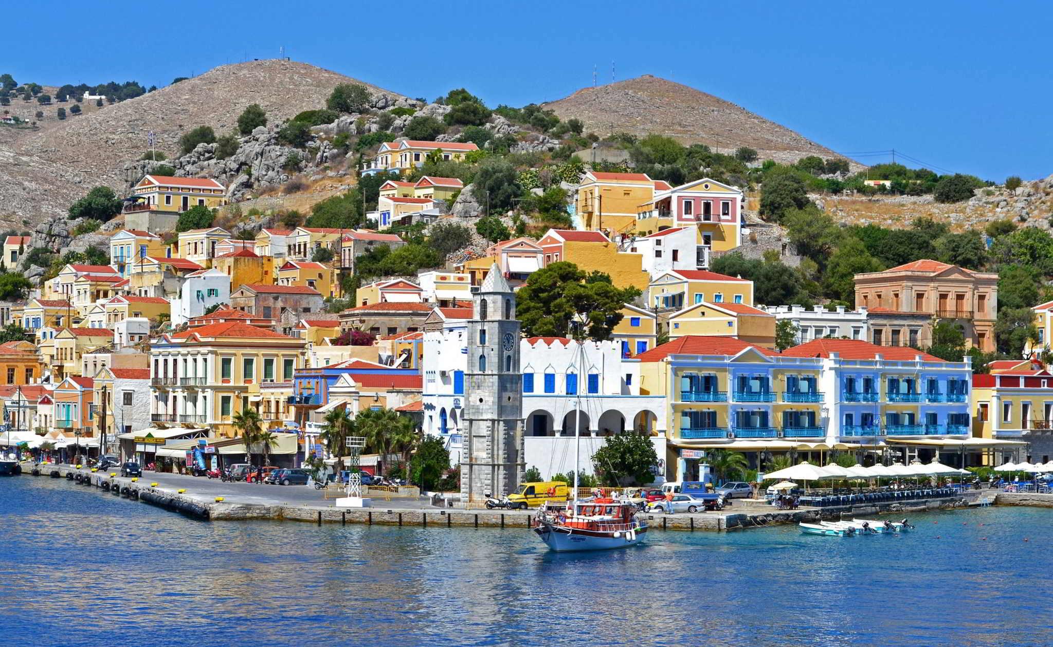 greckie wyspy