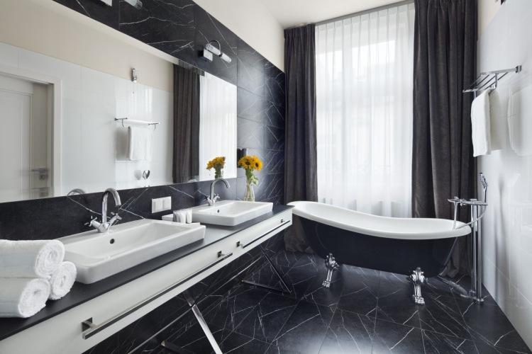 hotel w Małopolsce unicus łazienka