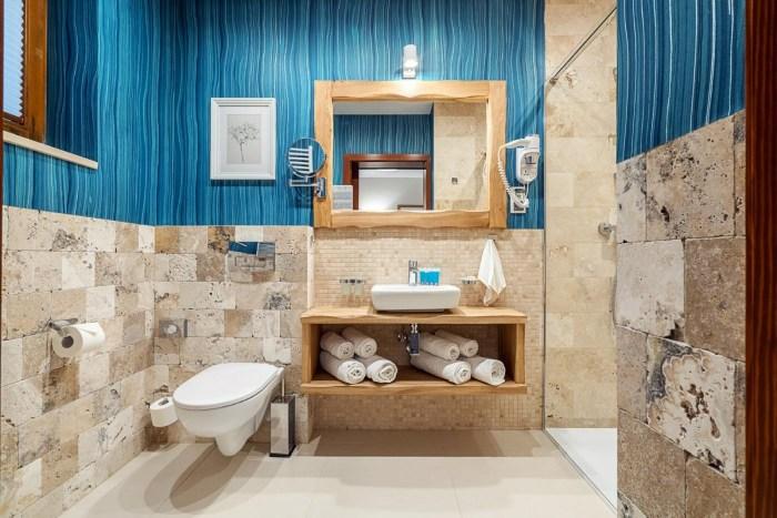 hotel w Małopolsce łazienka