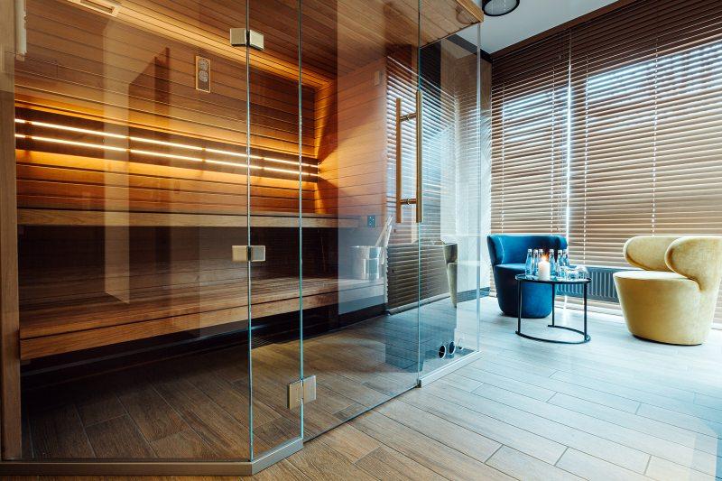 hotel w Małopolsce sauna