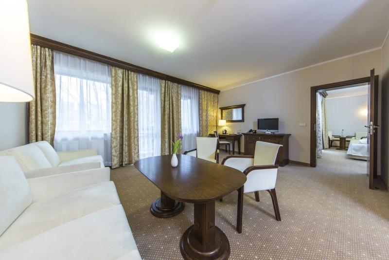 hotel w Małopolsce apartament