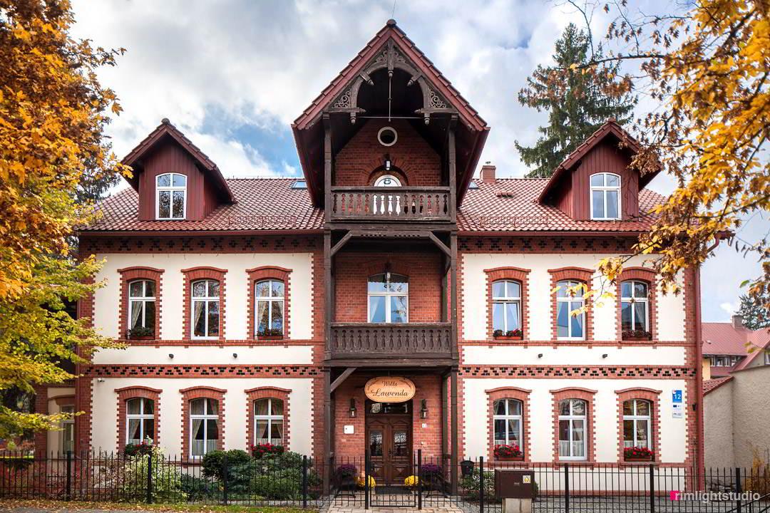 pensjonaty na Dolnym Śląsku