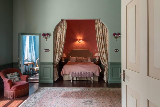 hotel pałac nakomiady