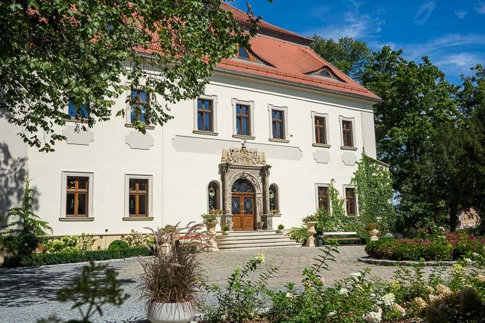 hotel w pałacu