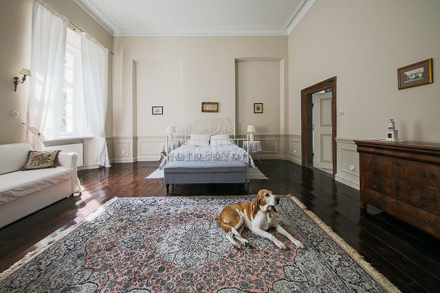 hotele w pałacach pokój