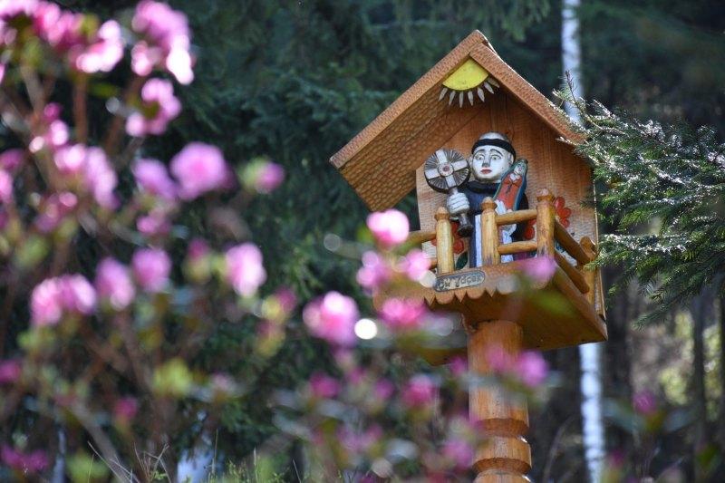 willa tyrolczyk ogród