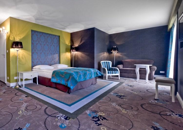 hotel niedaleko Warszawy apartament