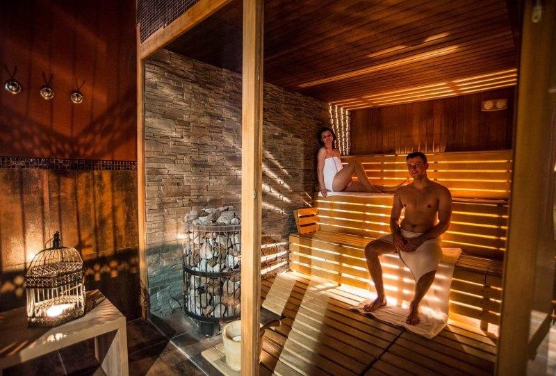 spa okolice warszawy sauna
