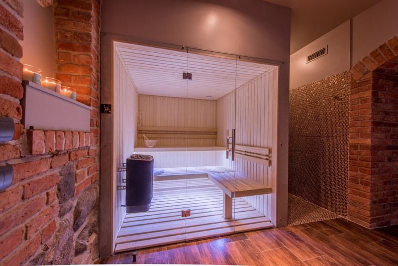 hotele na mazurach sauna