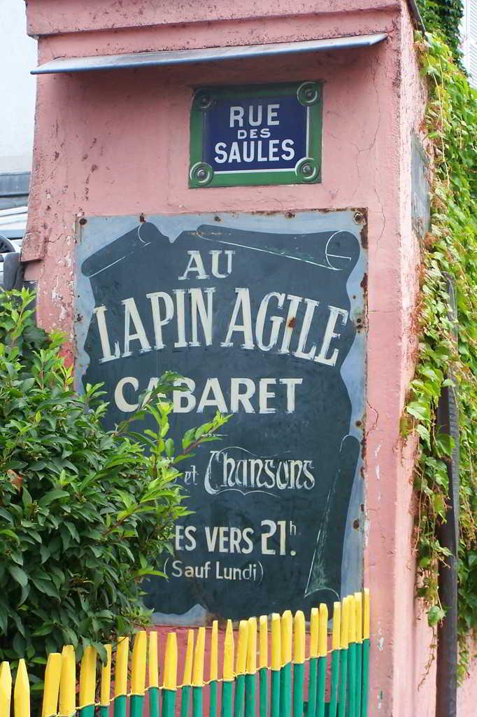 montmartre w paryżu