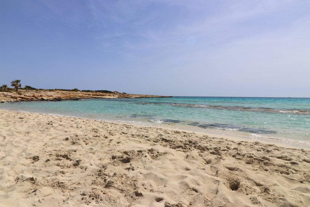 najpiękneiejsze plaże na Cyprze