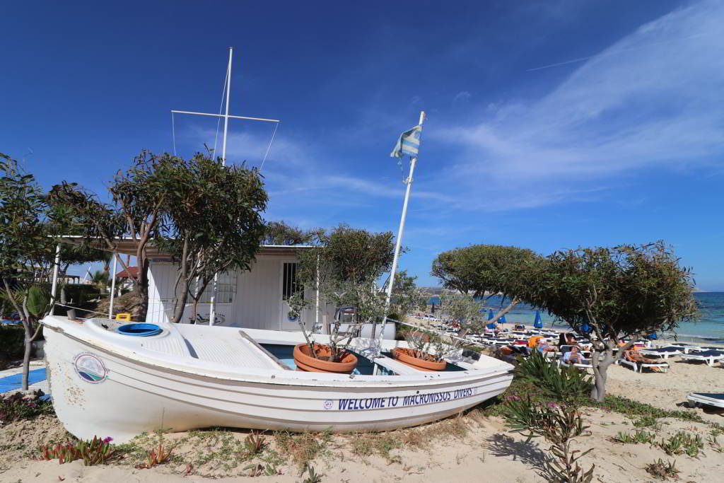 najpiękniejsze plaże na cyprze