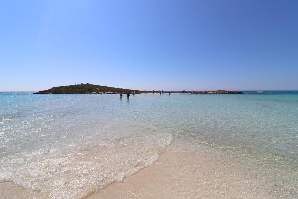 najpiekniejsze plaże na cyprze