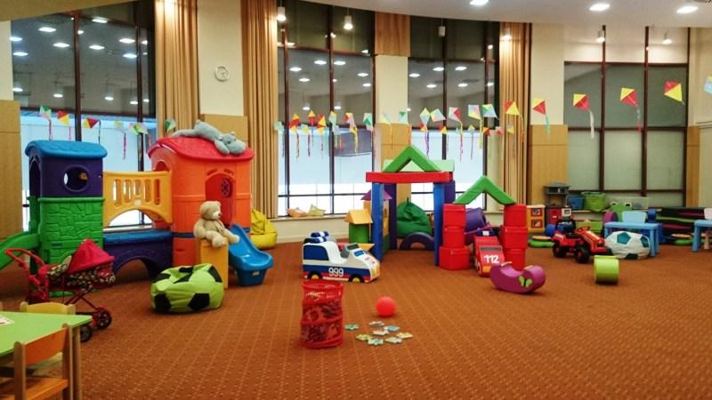 hotele dla dzieci
