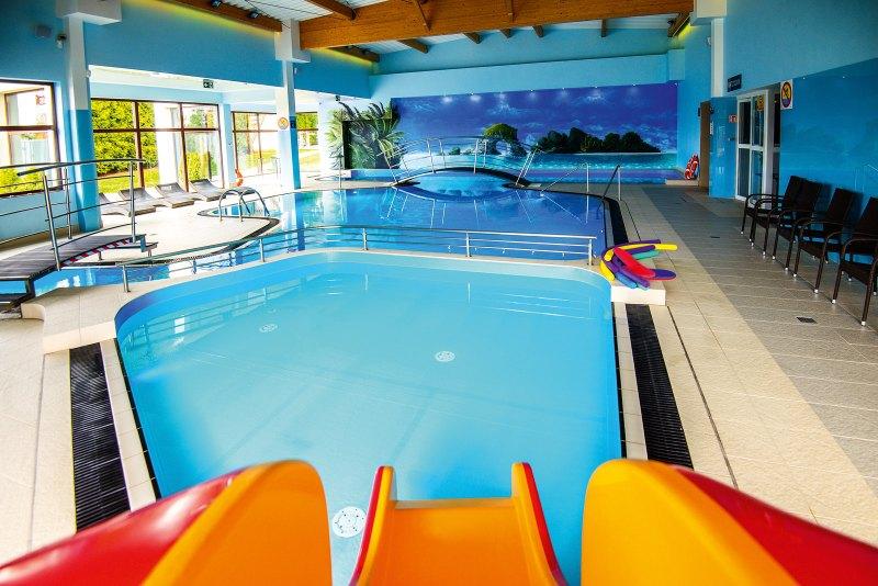 hotel z atrakcjami dla dzieci basen