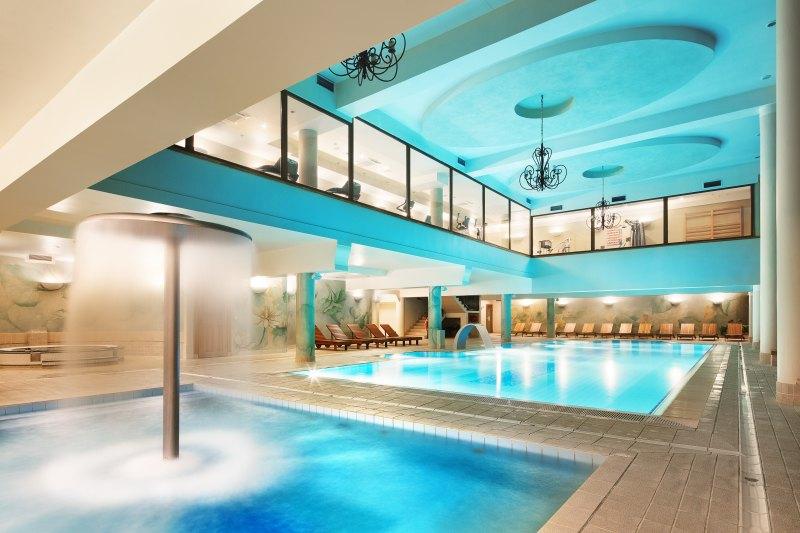 hotel dla dzieci z basenem