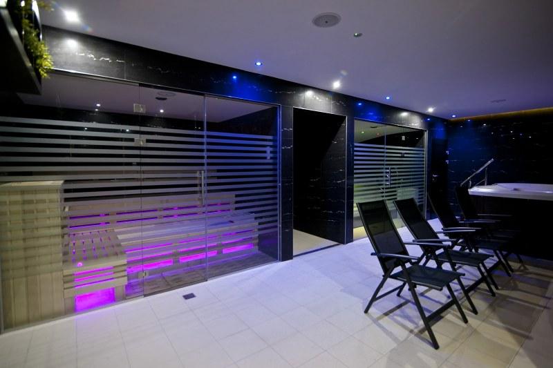 hotel rodzinny sauna