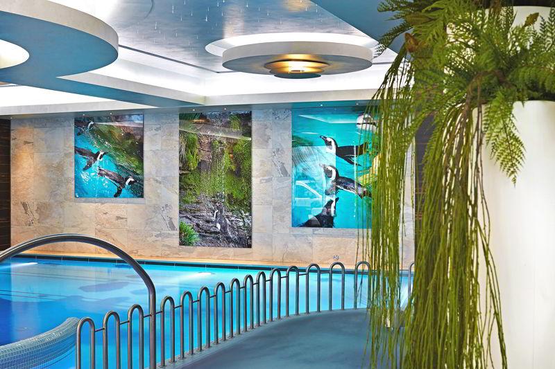hotel dla dzieci basen