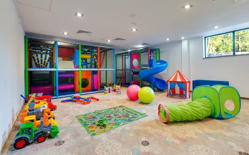 hotele dla rodzin z dziećmi