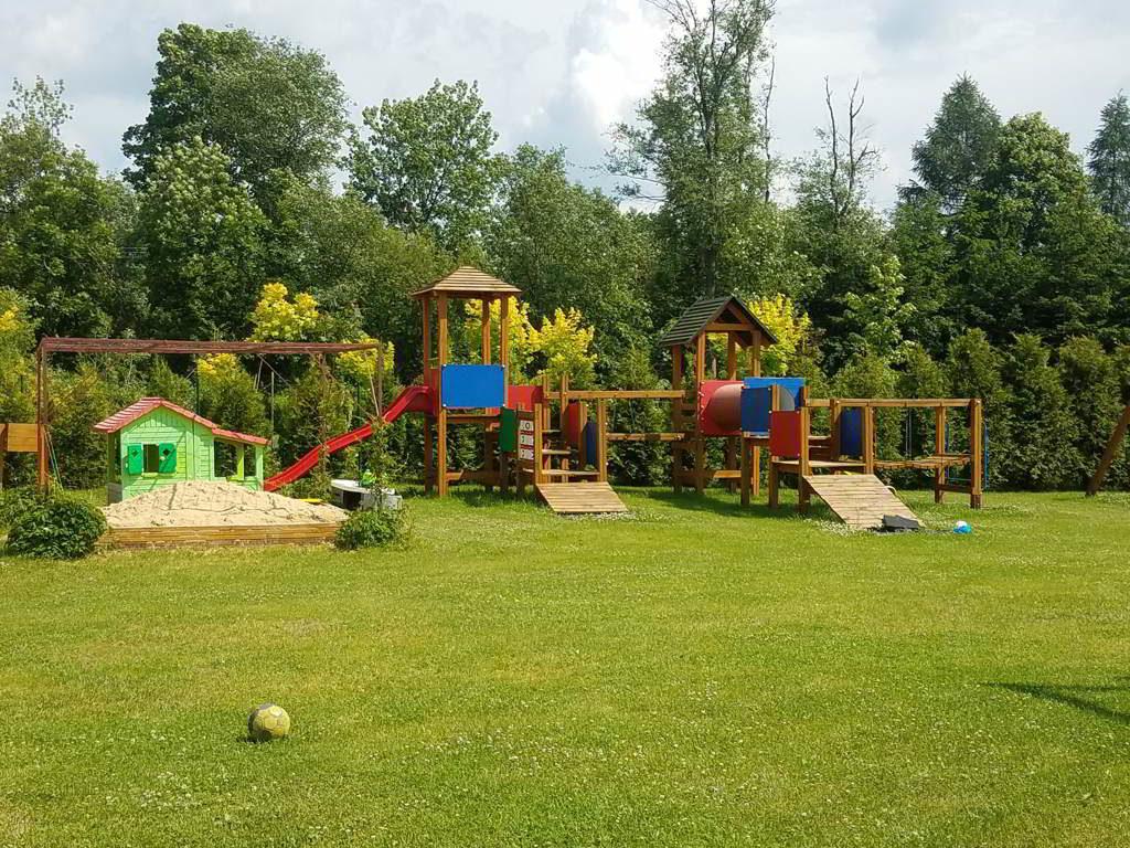 hotele dla rodzin ogród