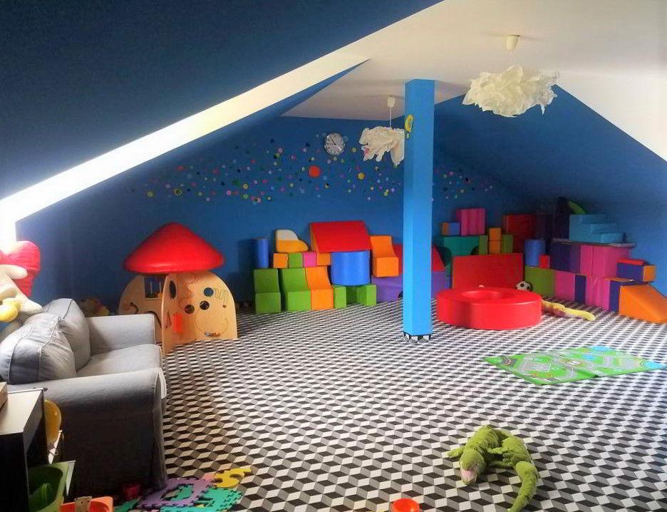 hotele dla rodzin plac zabaw