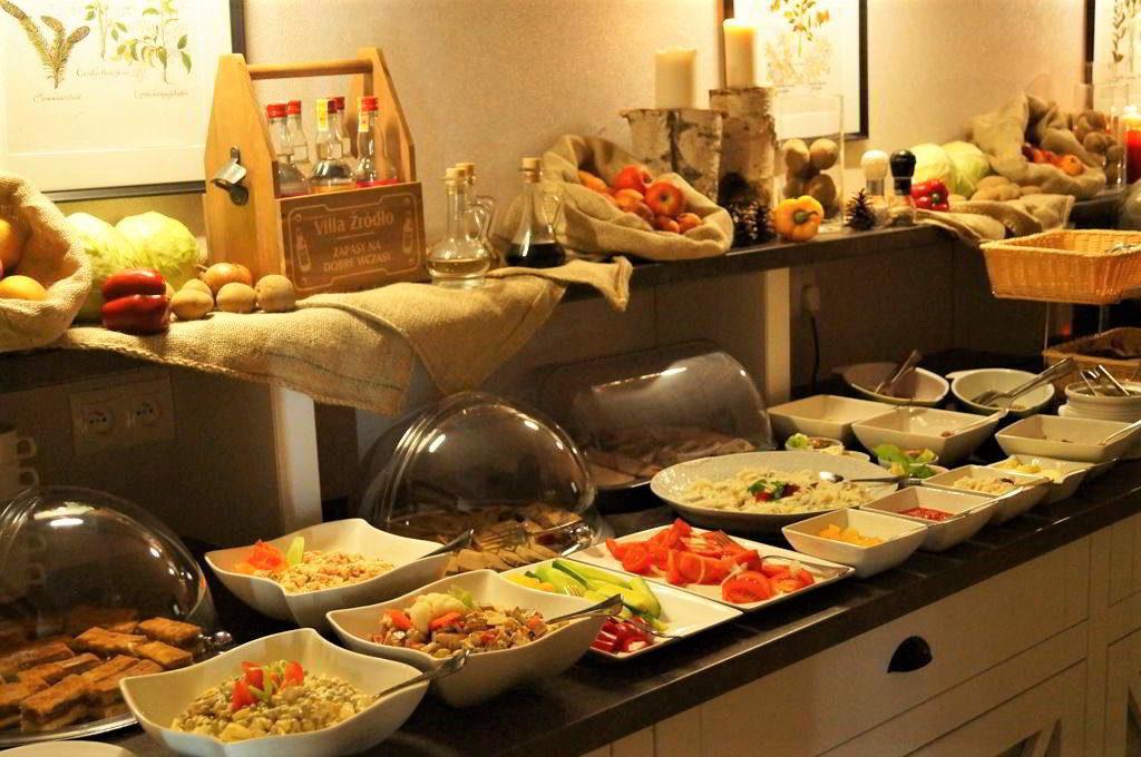 hotele dla rodzin jadalnia