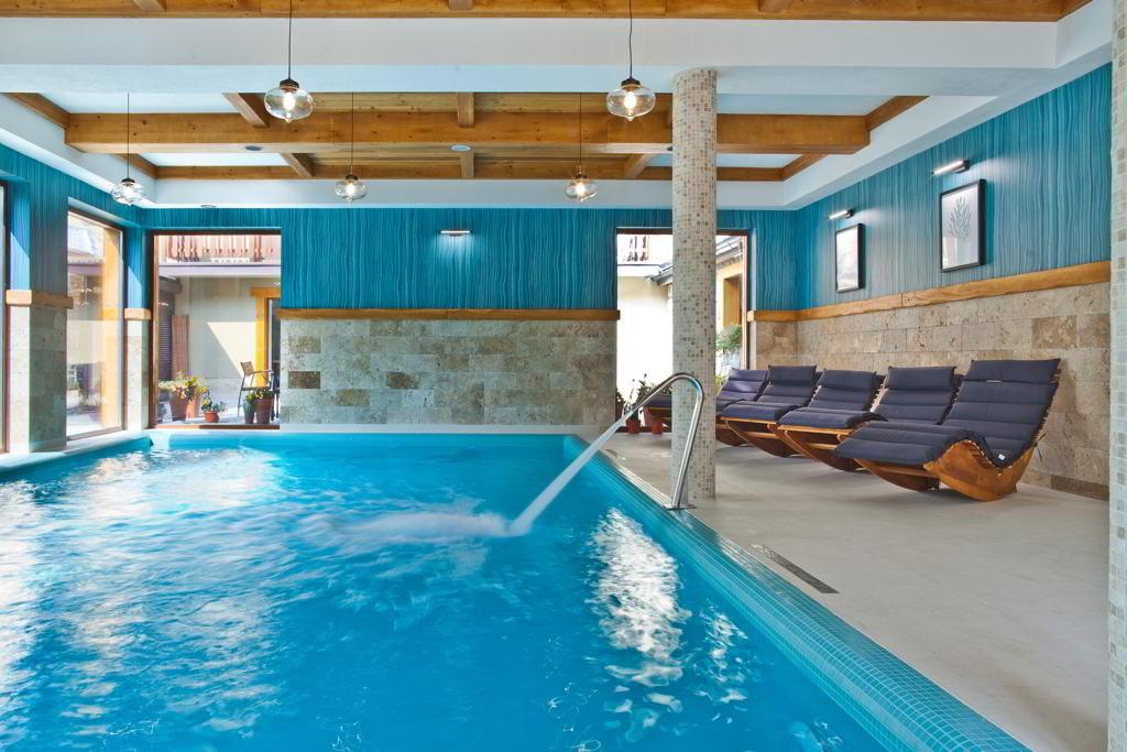 hotele dla rodzin basen