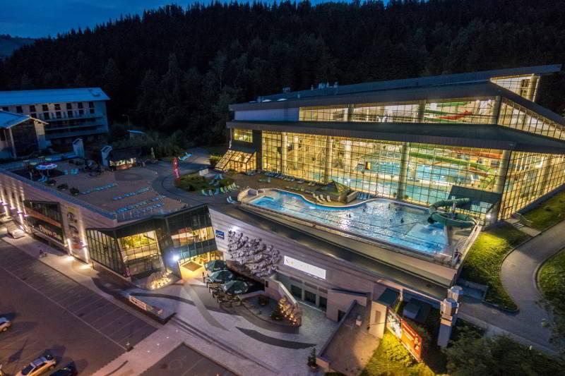 hotel dla rodzin z dziećmi aquapark