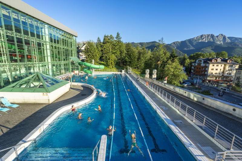hotele dla rodzin z dziećmi basen