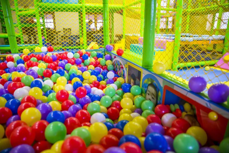 sala zabaw w hotelu dla rodzin