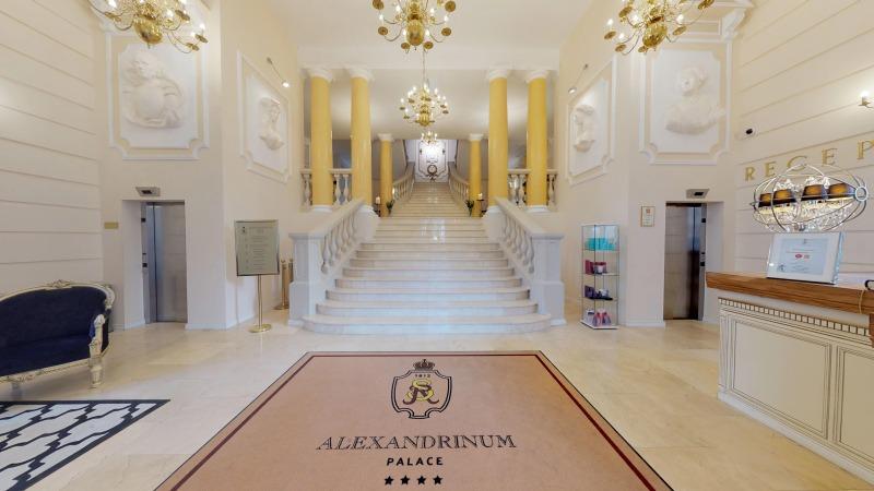 pałac alexandrinum