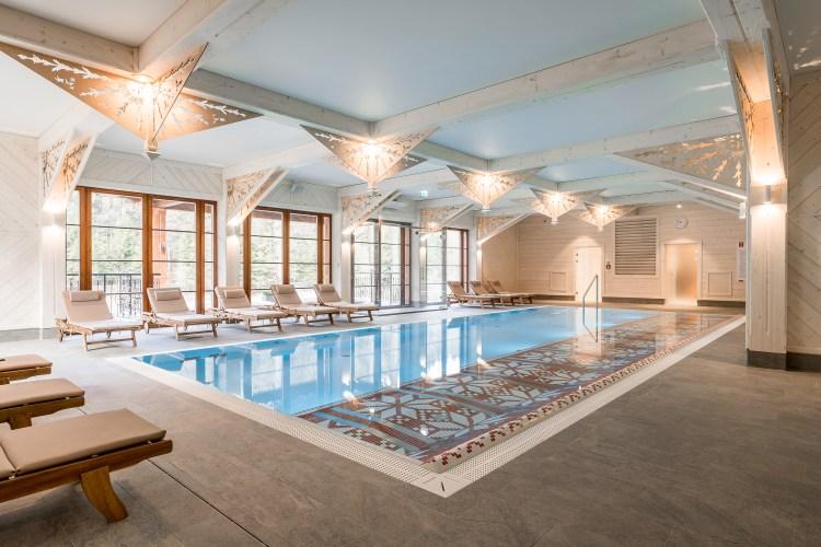 hotele SPA basen