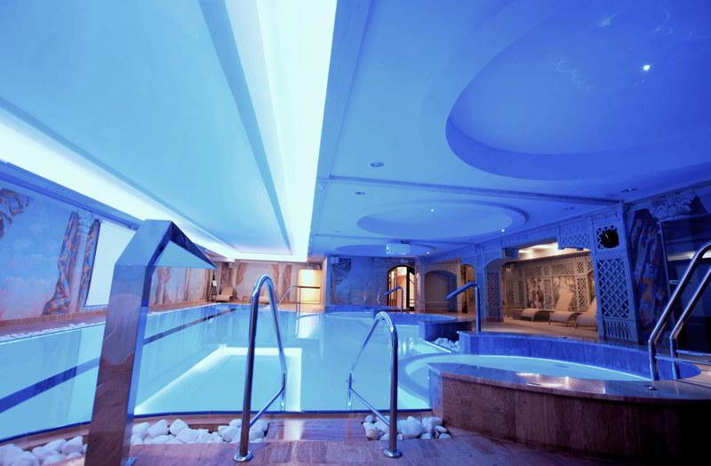 hotele spa-basen